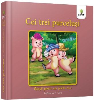 Cei trei purcelusi - Colectia Povesti pentru cei foarte mici