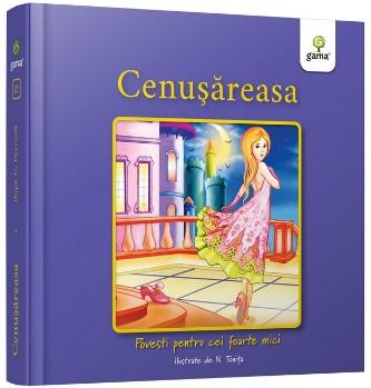 Cenusareasa - Colectia Povesti pentru cei foarte mici