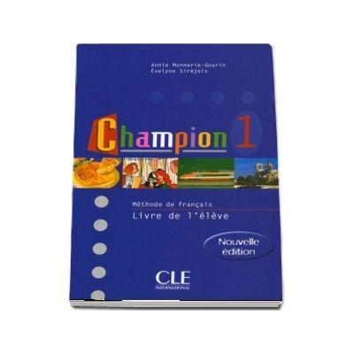 Champion 1 - Livre de l-eleve