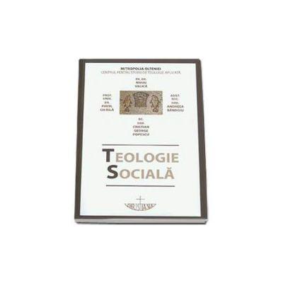 Teologie sociala - Pavel Chirila