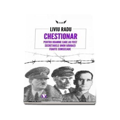 Chestionar pentru doamne care au fost secretarele unor barbati foarte cumsecade - Liviu Radu