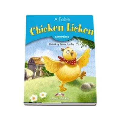 Chicken Licken Book