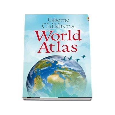 Childrens world atlas