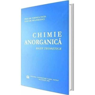 Chimie anorganica. Baze teoretice