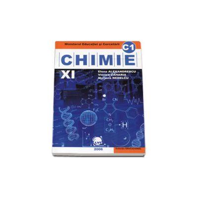 Chimie C1 manual pentru clasa a XI-a  - ed. Crepuscul