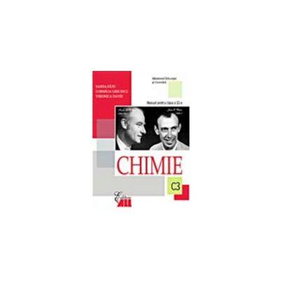 Chimie(C3).Manual pentru clasa a-XI-a