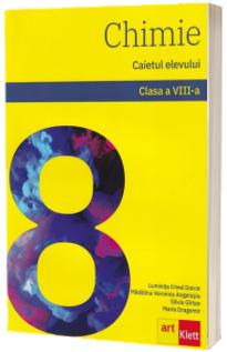 Chimie, caietul elevului pentru clasa a VIII-a