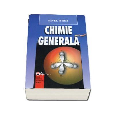 Chimie generala - Ifrim Savel
