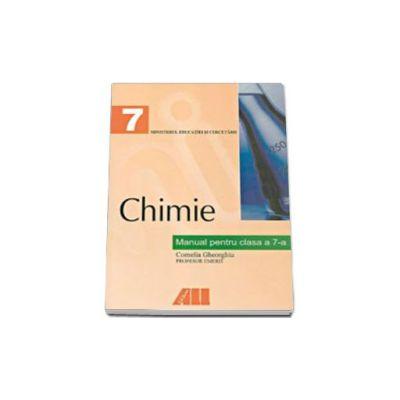 Chimie. Manual pentru clasa a VII-a (Cornelia Gheorghiu)