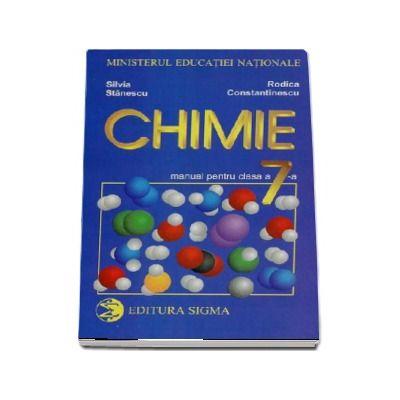 Chimie. Manual pentru clasa a VII-a (Silvia Stanescu)