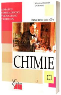 Chimie. Manual pentru clasa a XI-a (C1)