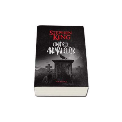 Cimitirul animalelor - Editie Paperback