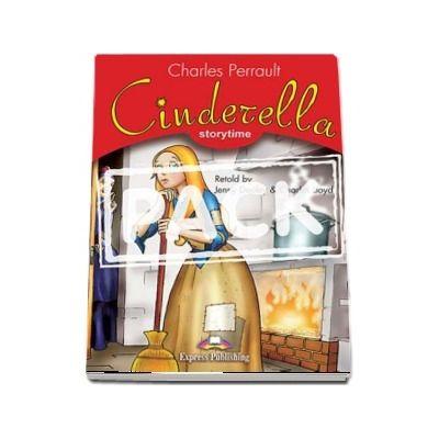 Cinderella Book and Multi Rom