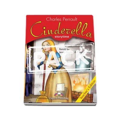 Cinderella Teacher Pack, Book and Multi Rom
