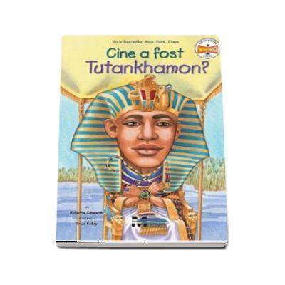 Cine a fost Tutankhamon? - Ilustratii de True Kelley