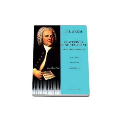 Clavecinul bine temperat. 48 de preludii si fugi pentru pian, BWV 846-869, Caietul 1