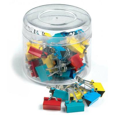 Clip hartie 15mm, culori asortate, 50buc/cutie, Artglio