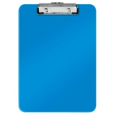 Clipboard simplu LEITZ Wow, PS - albastru metalizat
