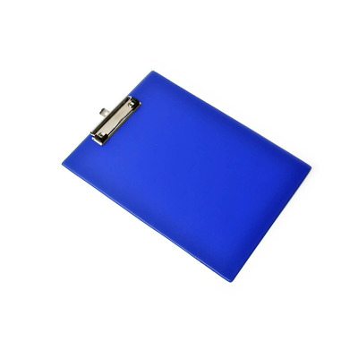 Clipboard simplu, plastifiat A4, albastru, Arhi Design