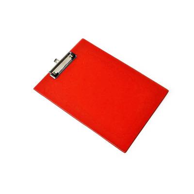 Clipboard simplu, plastifiat A4, rosu, Arhi Design