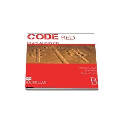 Code Red Class Audio CD