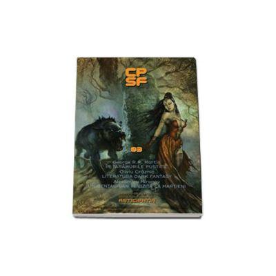Colectia de Povestiri Stiintifico-Fantastice (CPSF). Anticipatia Numarul. 3