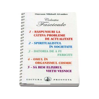 Colectia Fascicule. Omraam Mikhael Aivanhov
