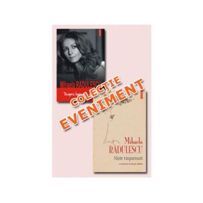 Colectie carti - Mihaela Radulescu (Niste raspunsuri si Despre lucrurile simple)