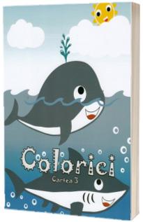 Colorici - cartea 3