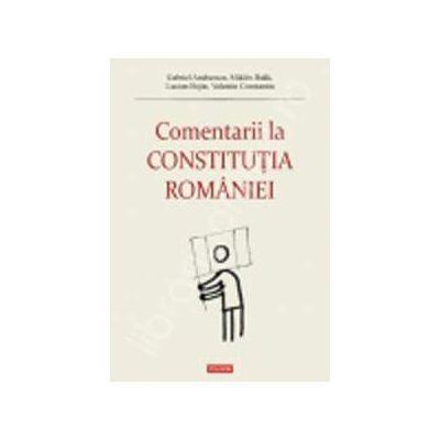 Comentarii la Constitutia Romaniei