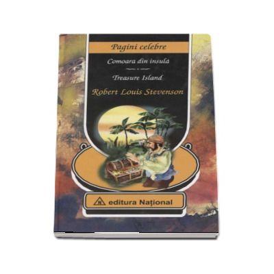 Comoara din insula. Treasure Islant - Robert Louis Stevernson (Editie bilingva)