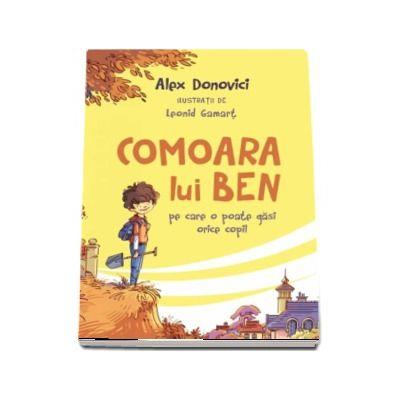 Comoara lui Ben, pe care o poate gasi orice copil