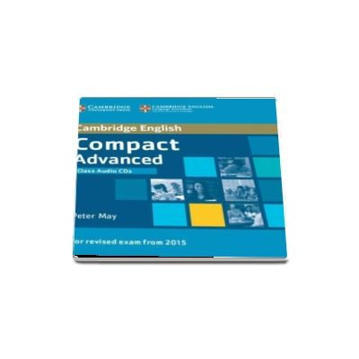 Compact Advanced Class Audio CD - Peter May