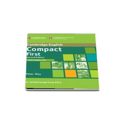 Compact First Class Audio CD - Peter May