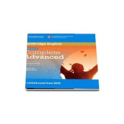 Complete Advanced Class Audio CD
