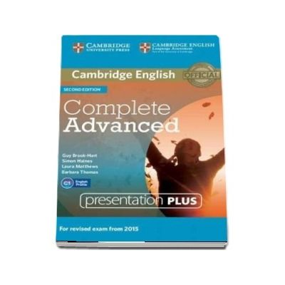 Complete Advanced Presentation Plus (DVD-ROM)