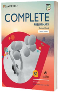 Complete Preliminary Teachers Book with Downloadable Resource Pack (Class Audio and Teachers Photocopiable Worksheets) : For the Revised Exam from 2020