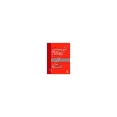 Comprehensive Medicinal Chemistry II, Eight-Volume Set Volume 1-8