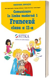Comunicare in limba moderna 1 Franceza manual, clasa a II-a
