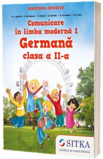 Comunicare in limba moderna 1 Germana clasa a II-a