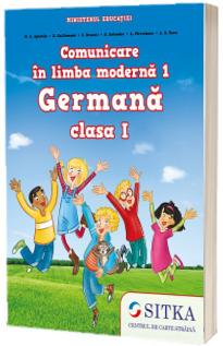 Comunicare in limba moderna 1 Germana clasa I