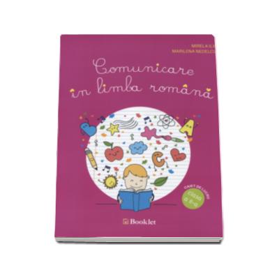 Comunicare in limba romana, caiet de lucru pentru clasa a II-a ( Mirela Ilie )