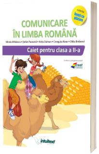 Comunicare in limba romana. Caiet pentru clasa a II-a (Varianta - EDP 1 Pitila, Mihailescu)
