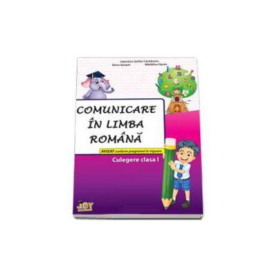 Comunicare in limba romana culegere pentru clasa I - Valentina Stefanescu Caradeanu