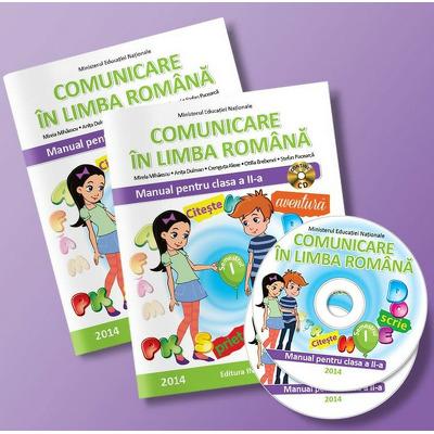 Comunicare in limba romana. Manual pentru clasa a II-a - Semestrele I si II - Contine editia digitala