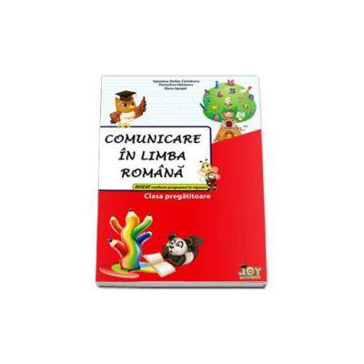 Comunicare in limba romana pentru clasa pregatitoare - Valentina Stefanescu Caradeanu