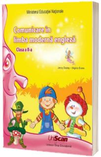 Comunicarea in limba moderna engleza. Manual pentru clasa a II-a