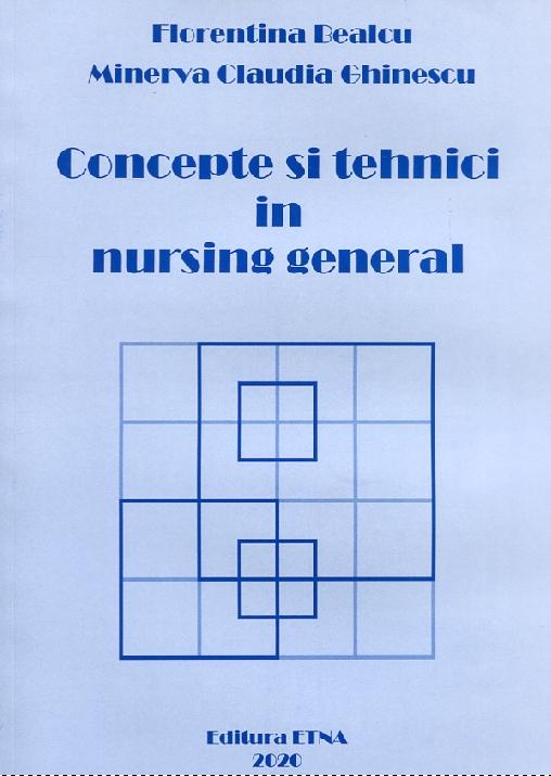 Concepte si tehnici in nursing general