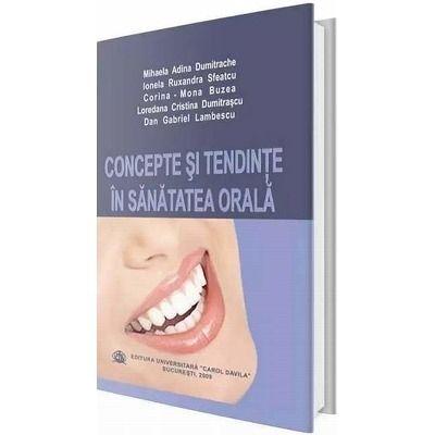 Concepte si tendinte in sanatatea orala