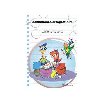 Concursul. Comunicare.Ortografie.ro 2013-2014, pentru clasa a II-a